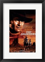 Framed Searchers John Wayne