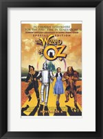Framed Wizard of Oz