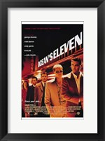 Framed Ocean's Eleven