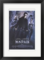 Framed Matrix - Reeves