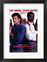 Framed Lethal Weapon 3