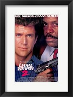 Framed Lethal Weapon 2