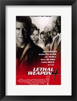 Framed Lethal Weapon 4