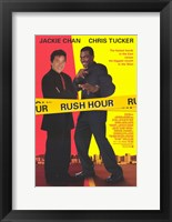 Framed Rush Hour