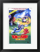Framed Tom and Jerry - The Movie