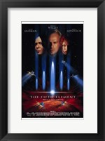 Framed Fifth Element