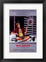 Framed Real Genius
