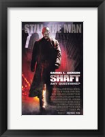 Framed Shaft Still the Man