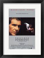 Framed Presumed Innocent