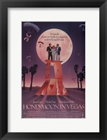 Framed Honeymoon in Vegas Film