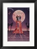 Framed Honeymoon in Vegas Film