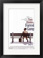Framed Forrest Gump