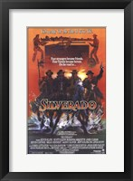 Framed Silverado - get ready for the ride of your life