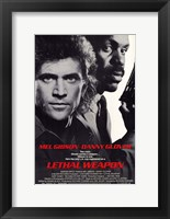Framed Lethal Weapon