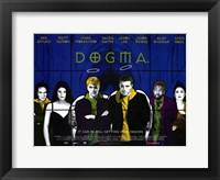 Framed Dogma Ben Affleck