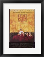 Framed Dead Poets Society