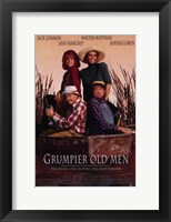 Framed Grumpier Old Men