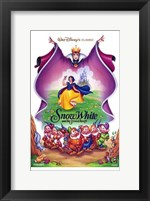 Framed Snow White and the Seven Dwarfs Cast