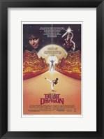 Framed Last Dragon