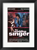 Framed Wedding Singer