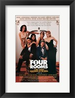 Framed Four Rooms
