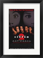 Framed Scream 2