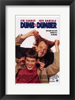 Framed Dumb and Dumber