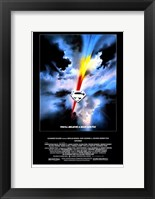 Framed Superman: the Movie Believe a Man Can Fly