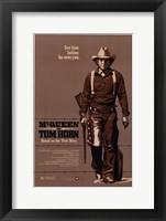 Framed Tom Horn