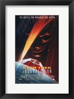Framed Star Trek: Insurrection