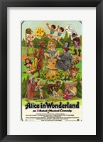 Framed Alice in Wonderland (adult film)