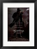 Framed Wyatt Earp