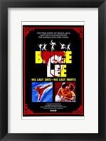 Framed Bruce Lee: His Last Days  His Last Night