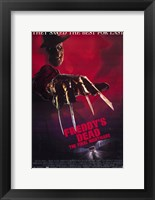Framed Freddy's Dead Final Nightmare Freddy Krueger