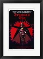 Framed Dracula's Dog