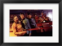 Framed Star Trek Special Edition