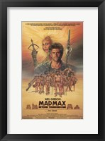 Framed Mad Max Beyond Thunderdome