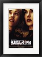 Framed Mulholland Drive