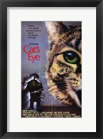 Framed Cat's Eye