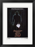 Framed Friday the 13Th Part 3