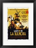 Framed Lost in La Mancha