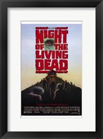 Framed Night of the Living Dead