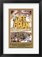 Framed Monty Python's Life of Brian