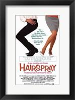 Framed Hairspray - legs