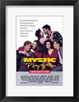 Framed Mystic Pizza