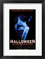 Framed Halloween 6: the Curse of Michael Myers
