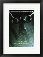 Framed Matrix Revolutions Agent Smith