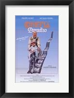 Framed Cinema Paradiso Movie Reel