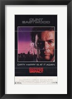 Framed Sudden Impact