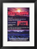 Framed Red Dawn